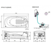 Bồn tắm Masage TOTO PPYK1710ZRHPE#S/DB501R-2B