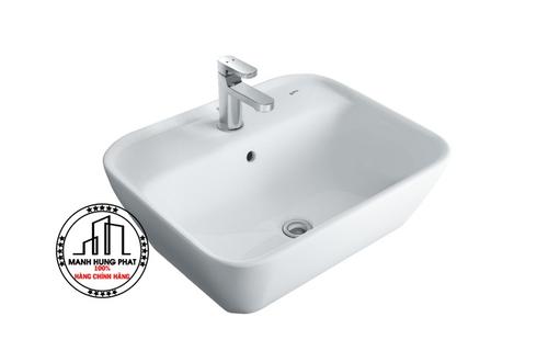 Chậu rửa lavabo INAX L-296V đặt bàn