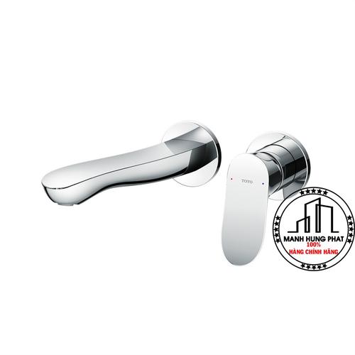 Vòi chậu lavabo TOTO TLG01311B nóng lạnh gắn tường