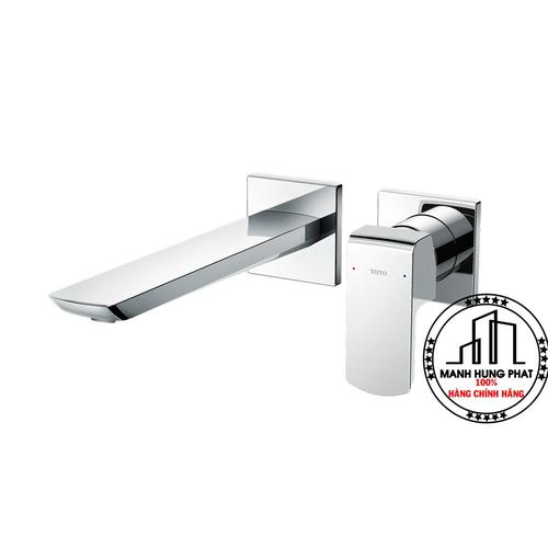 Vòi chậu lavabo TOTO TLG02311B nóng lạnh gắn tường