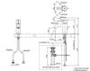 Vòi chậu lavabo TOTO TLS02301V nóng lạnh