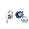 Van gật gù điều chỉnh nóng lạnh GS TOTO TBG03304B/TBN01001B