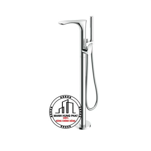 Vòi xả bồn đặt sàn TOTO TBG01306B/TBN01105B kèm sen tắm