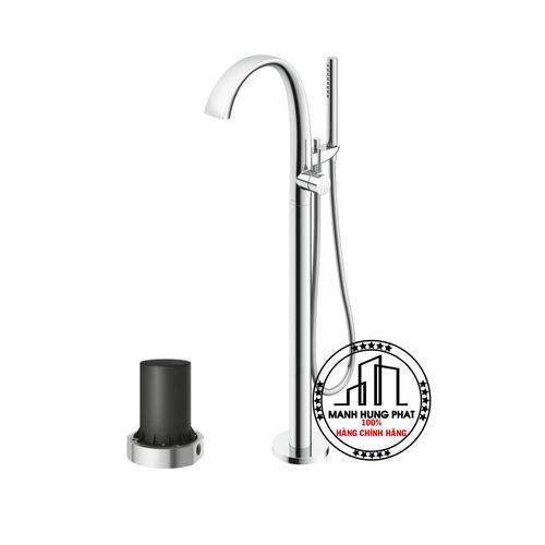 Vòi xả bồn đặt sàn TOTO TBP01301A#BN kèm sen tắm