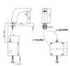 Vòi cảm ứng INAX AMV50B lạnh