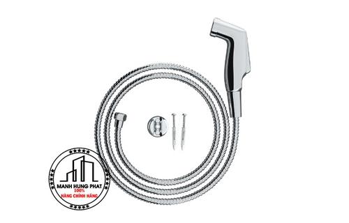 Vòi xịt bồn cầu INAX CFV-105MM dây mạ crome