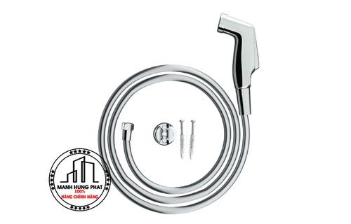 Vòi xịt bồn cầu INAX CFV105MP màu xám bạc