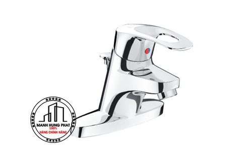 Vòi chậu lavabo INAX LFV-201S nóng lạnh 3 lỗ