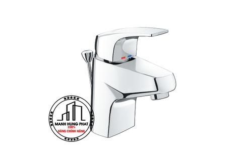 Vòi chậu lavabo INAX LFV-282S nóng lạnh xả ty