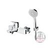 Bộ sen tắm TOTO TBG03302V/TBW01008A nóng lạnh