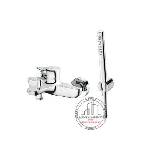 Bộ sen tắm TOTO TBG01302V/TBW02017A nóng lạnh