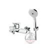 Bộ sen tắm TOTO TBG01302V/TBW01010A nóng lạnh