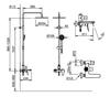 Sen tắm câyINAX BFV-515S nóng lạnh