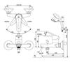 Bộsen tắm INAX BFV-1103S-4Cnóng lạnh