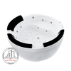 Bồn tắmmassage American Standard 70212100-WT(Có yếm)