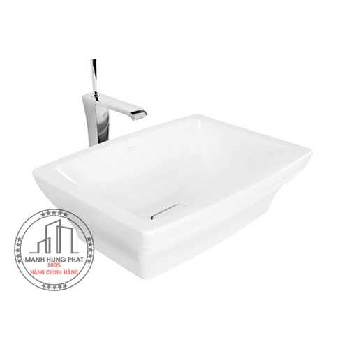 Chậu lavabo American Standard WP-F616đặt bàn