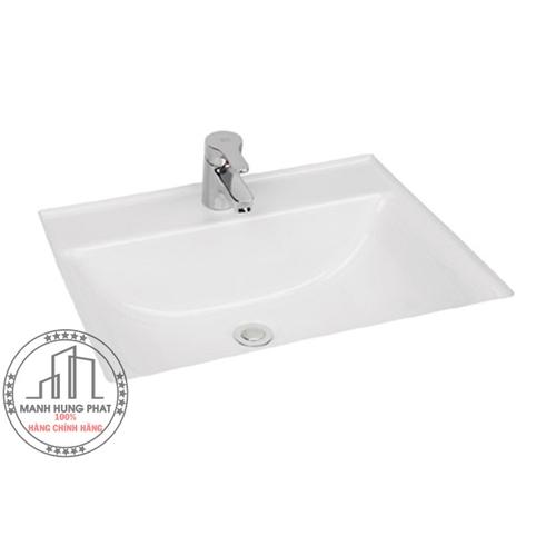 Chậu lavabo American Standard WP-0451 âm bàn