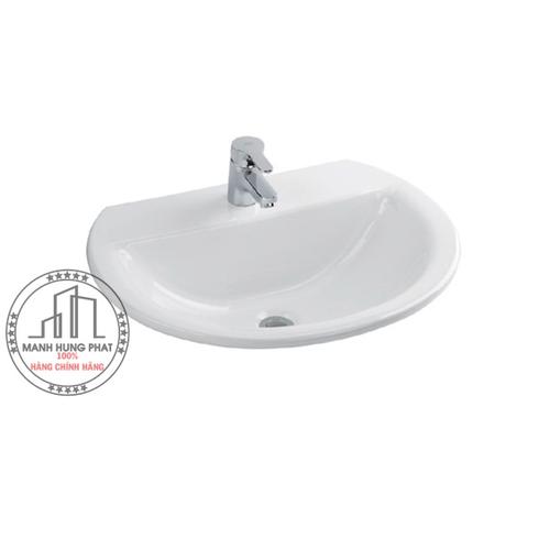 Chậu rửa lavabo American Standard 0452-WTâm bàn