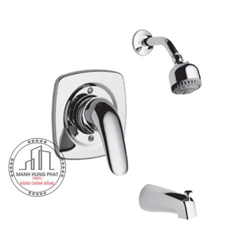 Bộ sen tắm American Standard WF-1521 nóng lạnh âm tường