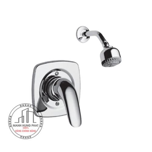 Bộ sen tắm American Standard WF-1522 nóng lạnh âm tường