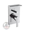 Bộ sen tắm American Standard WF-6811 nóng lạnh