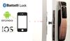 Khóa điện tử Yale YMG 40- Vân tay, mã số, chìa khóa và mở rộng remote