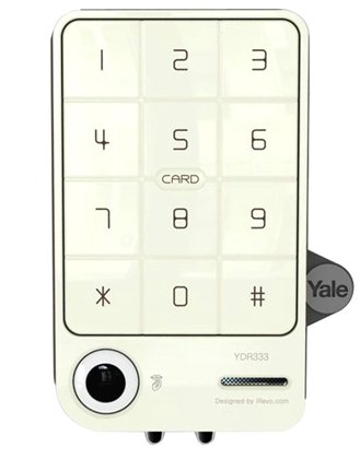 Khóa cửa điện tử Yale YDR333