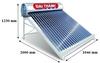 Máy năng lượng mặt trời Đại Thành DT150L-70 150Lít