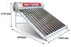 Máy năng lượng mặt trời Đại ThànhDT300L-58V 300LítVigoSUS 316