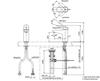 Vòi chậu lavabo TOTO TLS04301V nóng lạnh