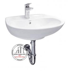 Chậu rửa lavabo TOTO LT300Ctreo tường