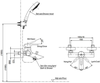 Sen tắm 5 chế độ TOTOTBS02302V/DGH108ZR