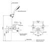Sen tắm TOTO nóng lạnh TBS02302V/TBW02017A