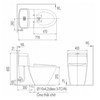 Bồn cầu điện tử InaxAC-918R+CW-KA22AVN