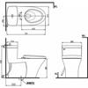 Bồn cầu điện tửInaxAC-900R/CW-H18VN