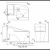 Bồn cầu điện tửInaxAC-1017R/CW-H18VN