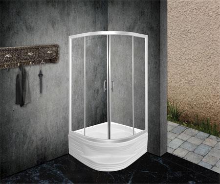 Phòng tắm kínhEurocaG900CAcrylic