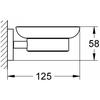 Bộđĩa đựng xà phòngGrohe 40444001