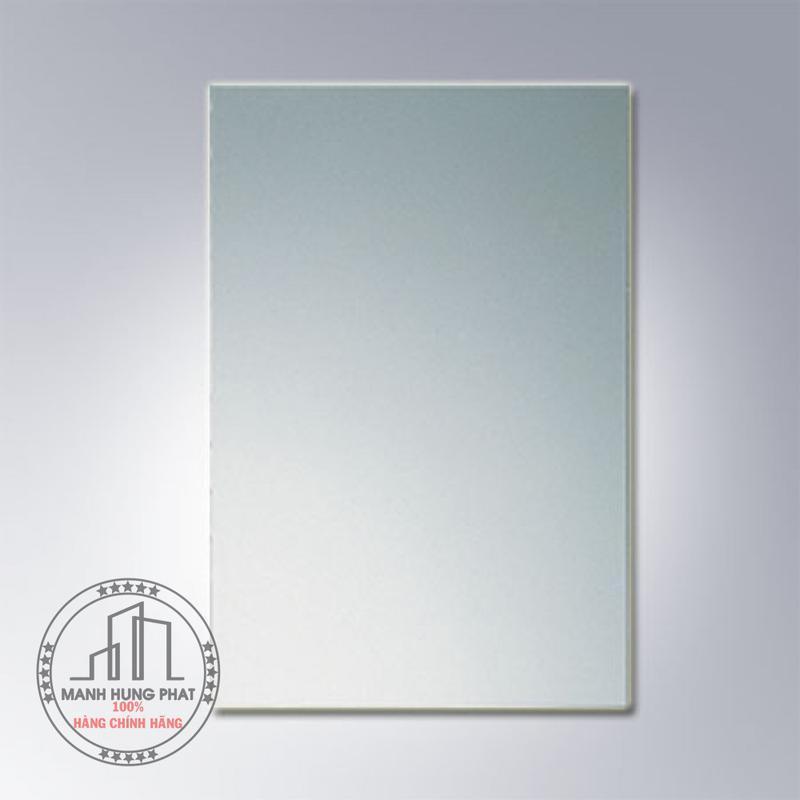 Gương INAX KF-5075VA tráng bạc