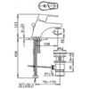 Vòi lavabo COTTOCT2142A