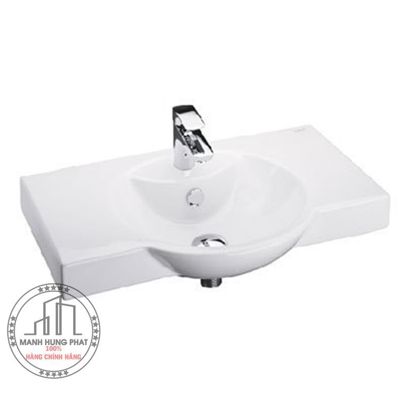 Chậu lavabo CottoC0055 treo tường