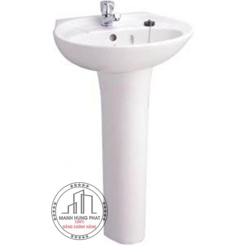 Chậu lavabo CottoC013/C404 chân dài Kensington 20