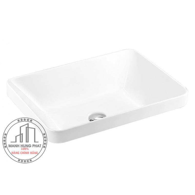 Chậu lavabo CottoC001017 đặt bàn Simply Modish