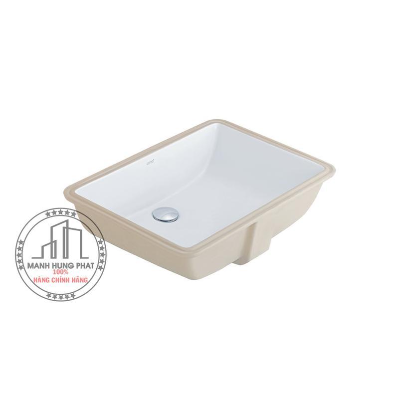 Chậu lavabo CottoC05117 âm bàn Freesia II