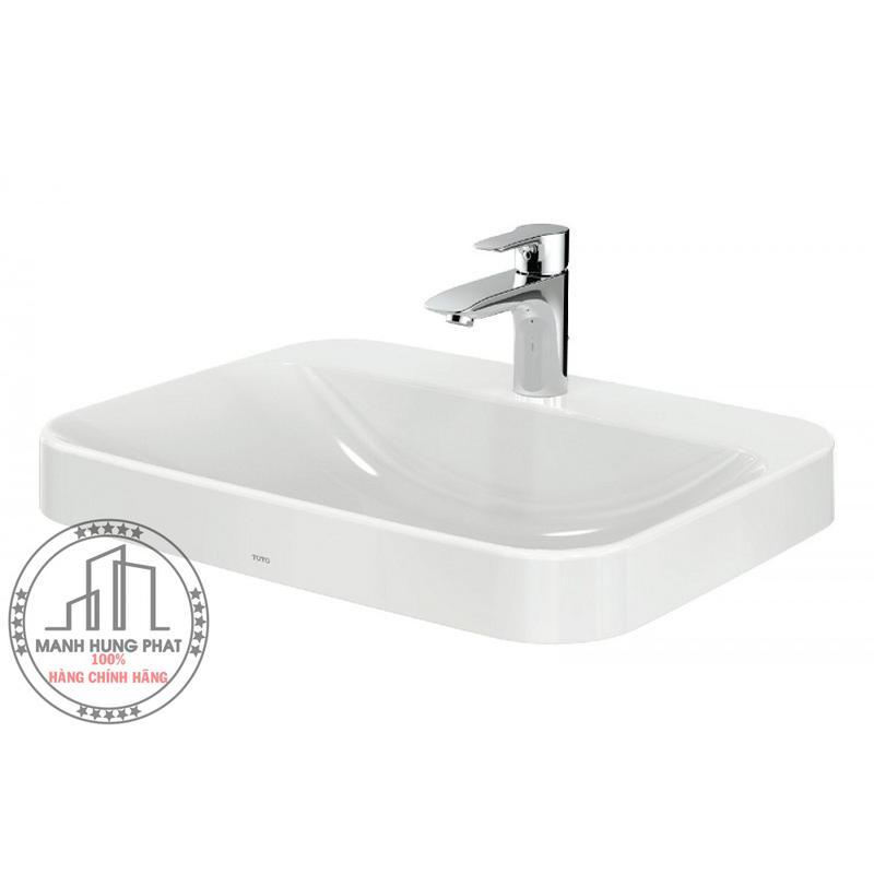 Chậu lavabo TOTO LT5615C đặt bàn