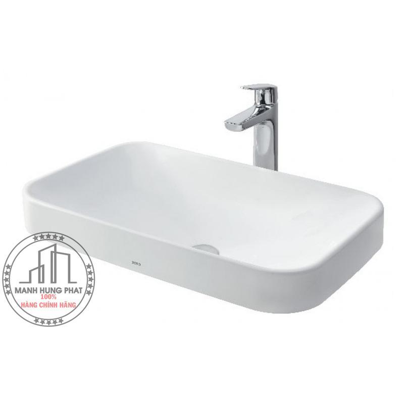 Chậu lavabo TOTO LT5715 đặt bàn