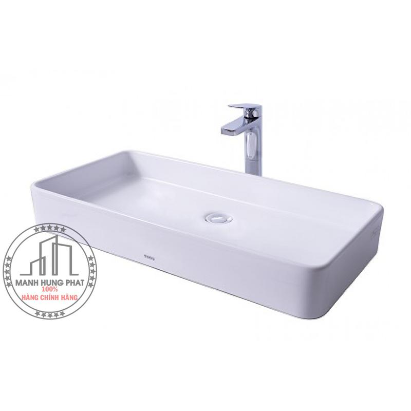 Chậu lavabo TOTO LT953 đặt bàn