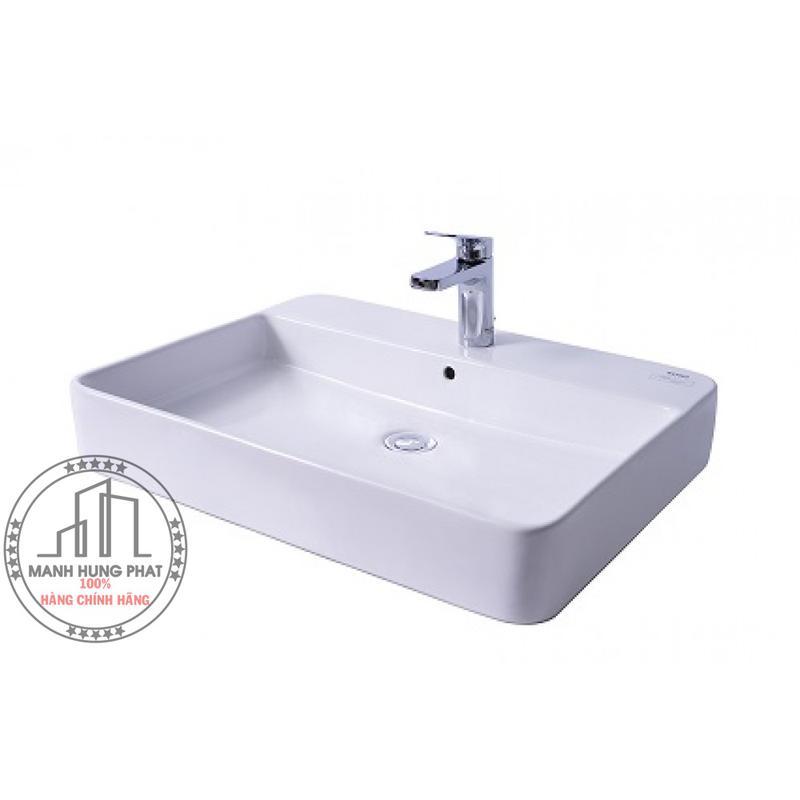 Chậu lavabo TOTO LT951C đặt bàn