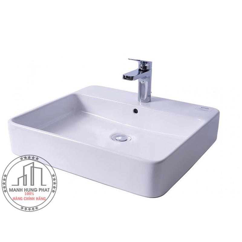 Chậu lavabo TOTO LT950C đặt bàn