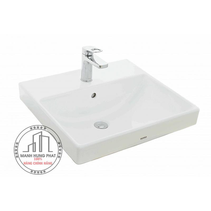 Chậu lavabo TOTO LT710CSR đặt bàn